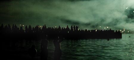 Feuerwerk Cannes
