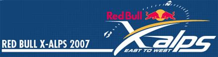 Red Bull X-Alps 2007